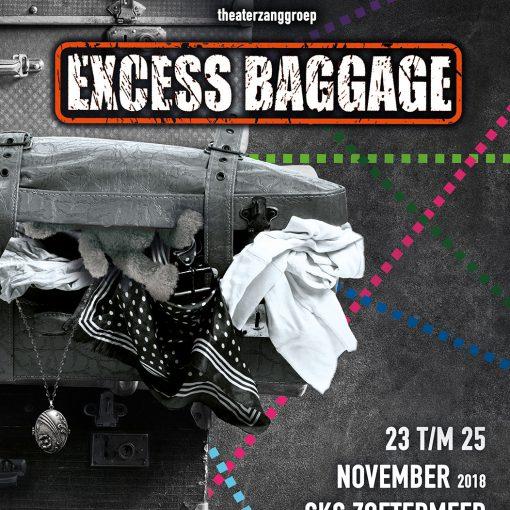 Poster Excess Baggage CKC Zoetermeer