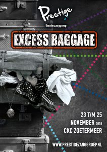 Poster Excess Baggage