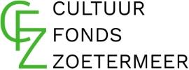 Logo Cultuurfonds Zoetermeer