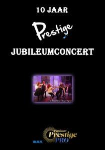 Prestige jubileumconcert