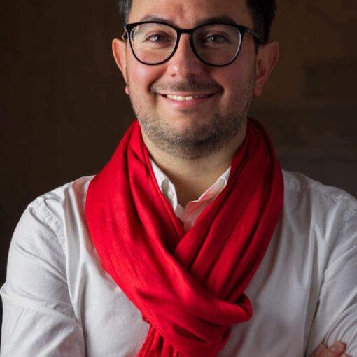 Alejandro Orozco is de nieuwe muzikaal leider van Theaterzanggroep Prestige.